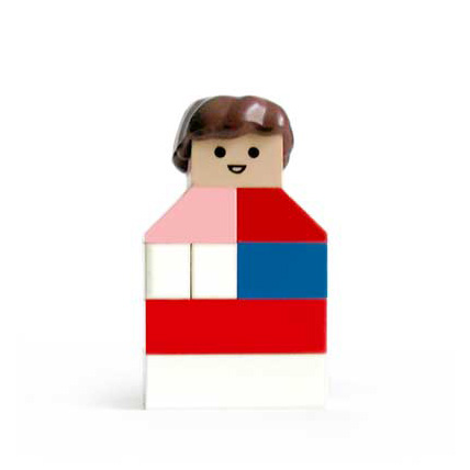 Color Lego Guy
