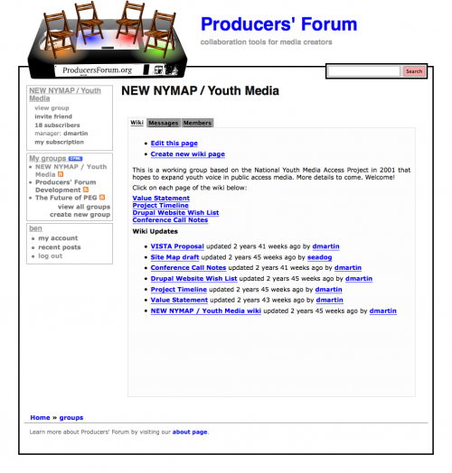 Youth Media - Producers' Forum_1243800428293